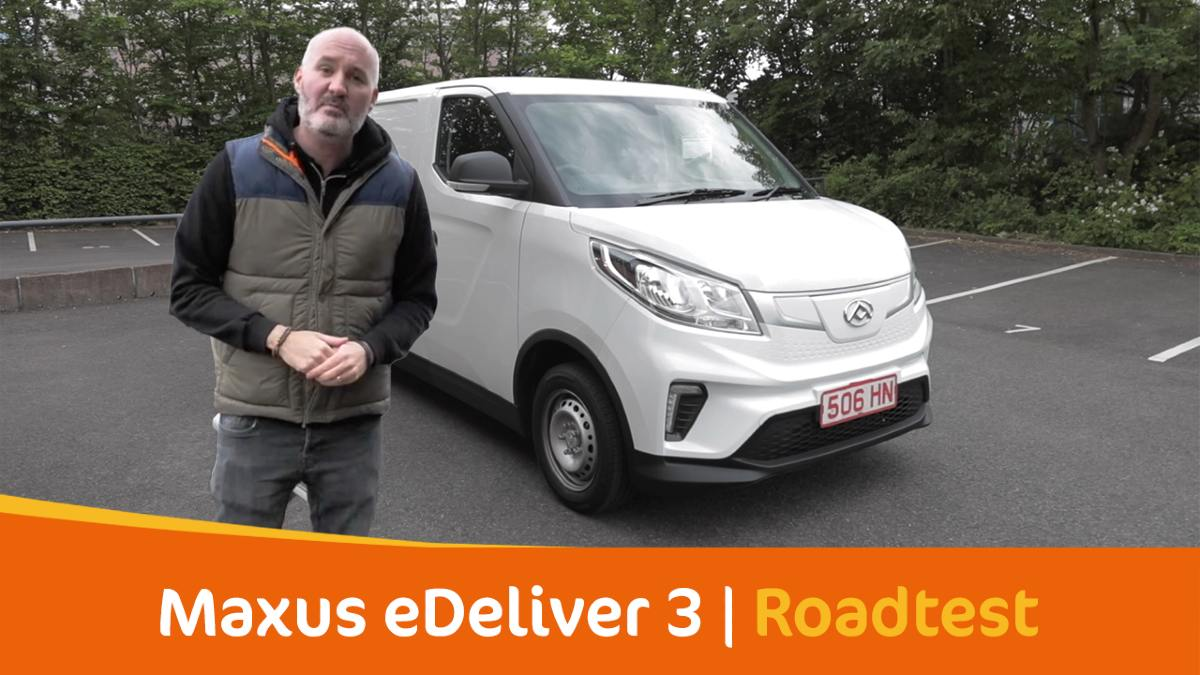 Maxus e Deliver3 review