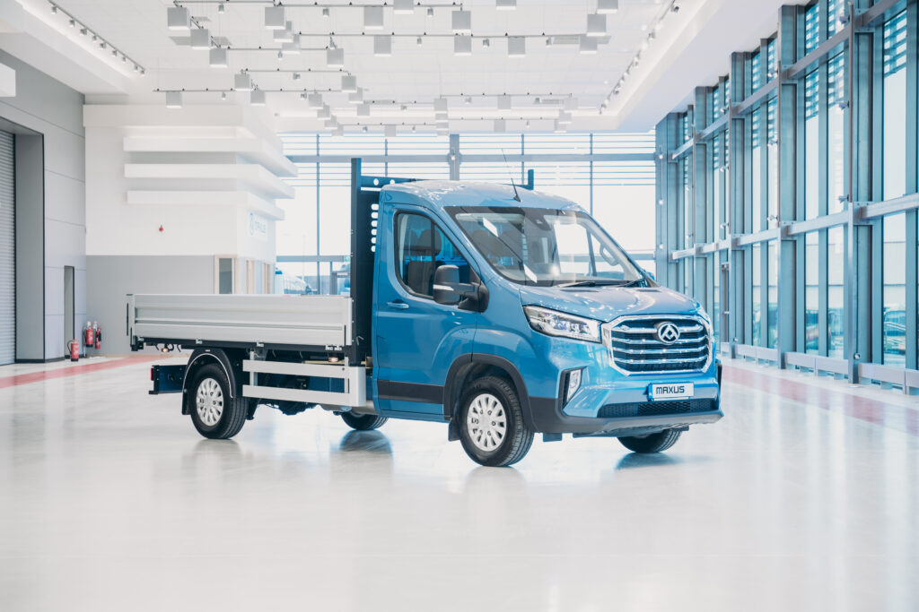 DELIVER 9 Chassis Cab